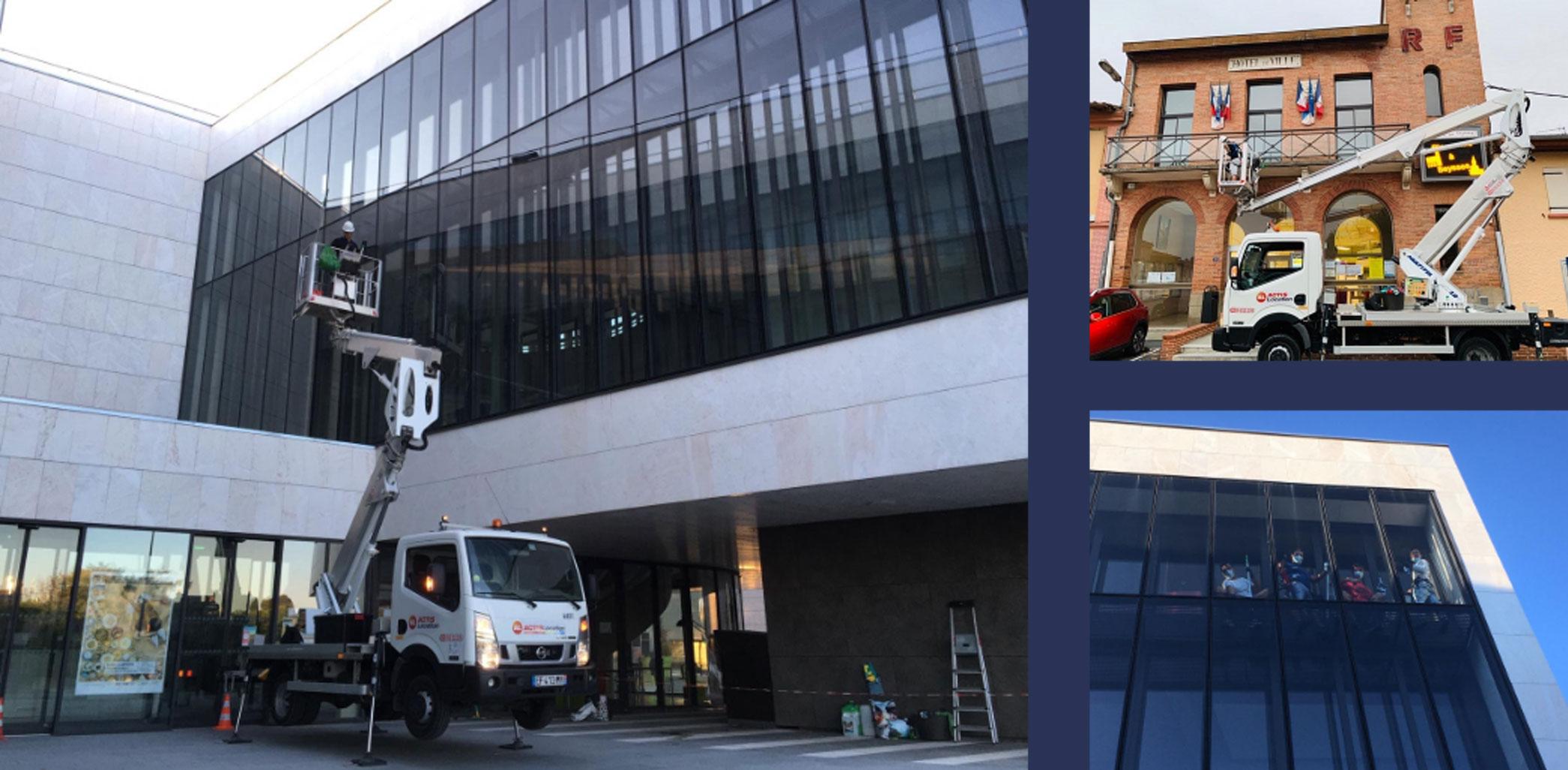 Savoir-être entreprise nettoyage entretien bureaux vitrerie espaces verts remise en état résidences locaux entretien Toulouse Muret Seysses