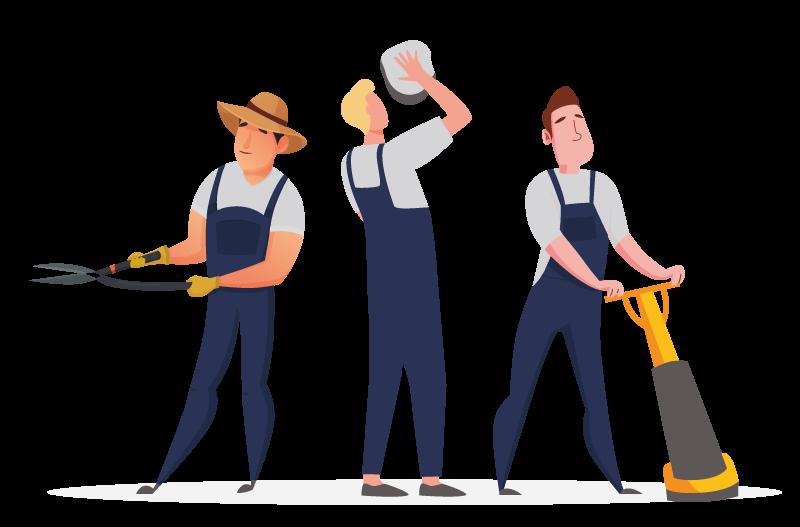 Entreprise Nickel ! Nettoyage entretien bureaux vitrerie espaces verts remise en état résidences locaux entretien Toulouse Muret Seysses
