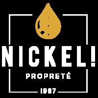 Logo Nickel ! Nettoyage et entretien Vitrerie Espaces verts